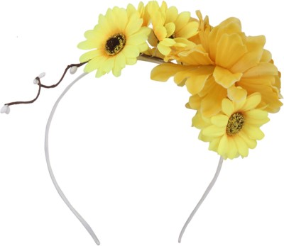 Cutecumber Flower Hair Band