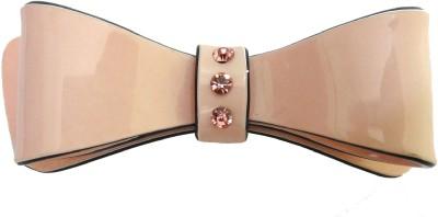 Shreya Collection Pink Colour Hair Ponytail Barrette Clutcher Clip Alligator Buckle Back Pin