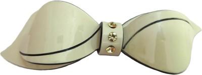 Shreya Collection Green Grey Colour Hair Ponytail Barrette Clutcher Clip Alligator Buckle Back Pin