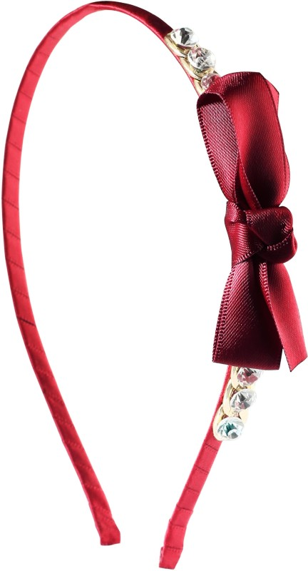 20Dresses Red Tie Me Pretty Hair Band