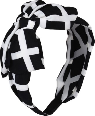 Fayon Zebra Print Hair Band