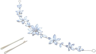 VOGUE Hair Accessories Wedding Tiara Hair Accessory Set
