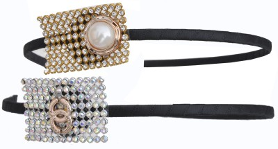 Itz About U Pearl Stone Hair Accessory Set
