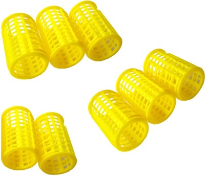 Homeoculture Plastic rollers Hair Accessory Set