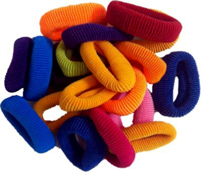 Radhe Radhe Rubber Band Hair Band