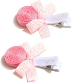 NeedyBee Girls Toddlers Loli-pop Party Wear Baby (Pack of 2) Hair Clip