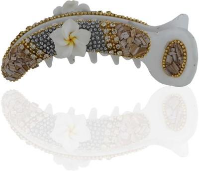 Anuradha Art Stylish Collection Banana Clip