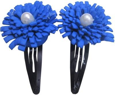 Apeksha Arts Floral Tic Tac - Set Of Two Hair Pin