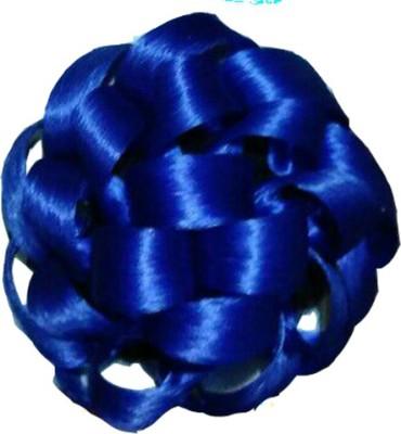 Ragahv Hairs Blue Hair Bun