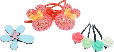 Kaumudi Kids Cute Combo Hair Accessory Set