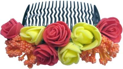 Apeksha Arts Floral Comb Design Hair Pin