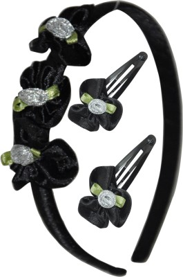 Hopscotch A10-24BLK Hair Band