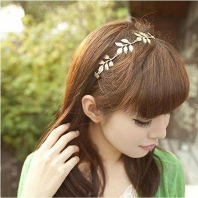Crunchy Fashion Leather Bow Hair Pin