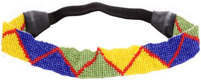 Trinketbag Tri-Beady Pattern Stretchable Hair Band