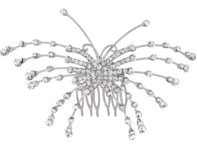 Super Drool Glitter and Glamour Studded Hair Clip