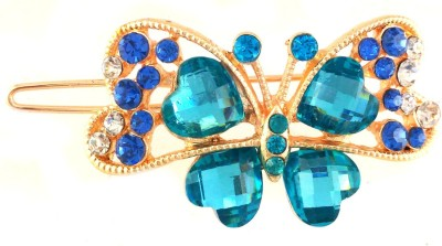 Anmita AT-363-TURQUOISE Hair Clip