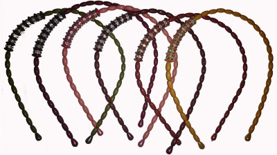 Beads Thin Delica Beads Hair Band