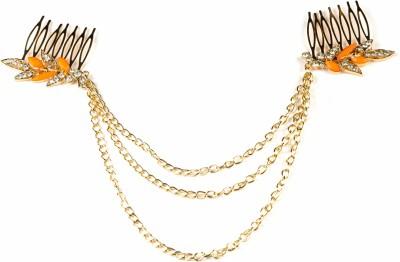 A Bit of Me Teasing Tangerine Hair Chain