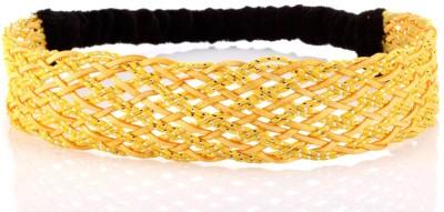 Trinketbag Golden Mesh Stretchable Hair Band