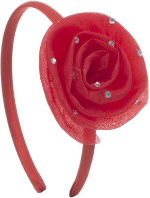 Adorelabel Shiny Rose for Baby Girls Hair Band