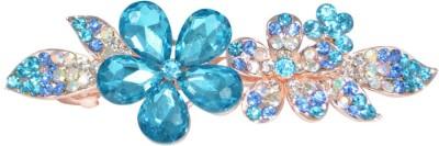 Kaumudi Blue Color Stylish Hair Clip