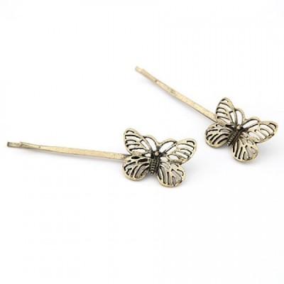 Crunchy Fashion Butterfly Hair Pin