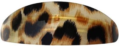 Shreya Collection Multicolour Shiny Hair Ponytail Barrette Clutcher Clip Alligator Buckle - 10046.11 Back Pin