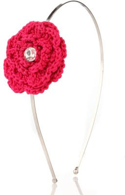 Trinketbag My Knitted Rose Hair Band