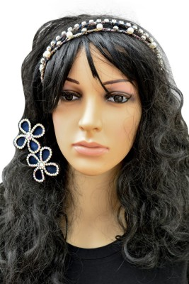 Shopaholic Fashion Designer Hair Combo Hair Accessory Set