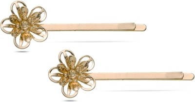 Sparkle Street Floral Frame Hair Accessory Set