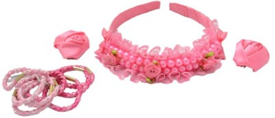Shopaholic Fashion Baby Combo Hair Accessory Set