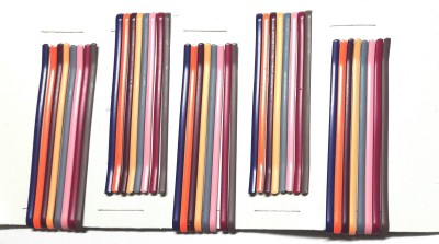 Blossom MultiColor Hair Pin