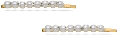 Sparkle Street Paved Pearls Hair Accessory Set