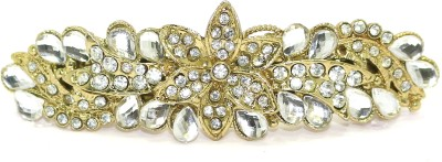 Zaveri Pearls Designer Hair Clip