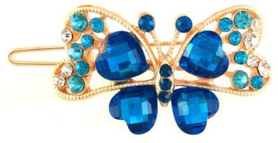 Anmita AT-363-BLUE Hair Clip