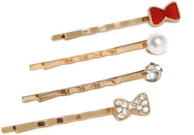 ToniQ Set of 4 Cute Affair Hair Pin