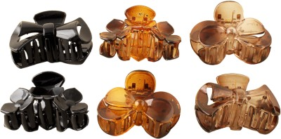 TAKSPIN casual combo (set of 6) Hair Claw