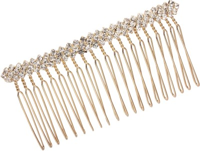 20Dresses Lining Up The Hair Clip(Gold)