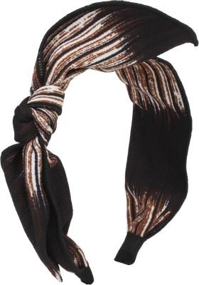 Fayon Funky Fashion Brown Bowknot Hair Band