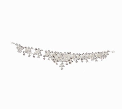 SGSProducts Silver Chain Hair Accessory Set