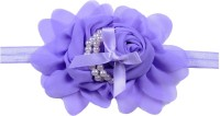 Ruba Adorable Stylish Collection For Her Hair Band(Purple)