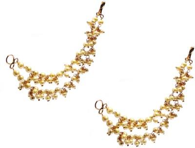 Love Gold Kanchain Hair Chain