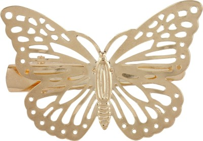 Fayon Golden Butterfly Hair Pin