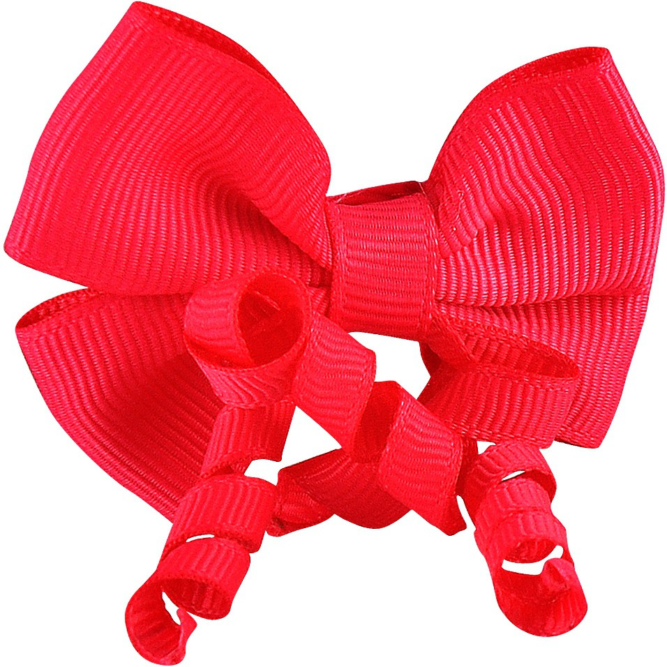 Stoln Bow Hair Clip(Pink)