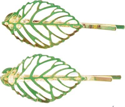 Bows Are Wows Leaf Cutout Hair Pin