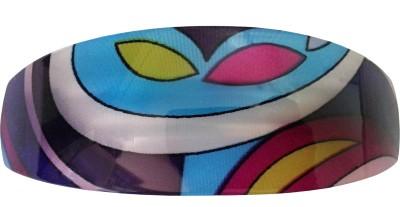 Shreya Collection Multicolour Shiny Hair Ponytail Barrette Clutcher Clip Alligator Buckle Back Pin