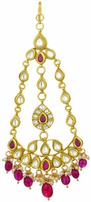 Kushals Fashion Jewellery Kundan Hair Pin