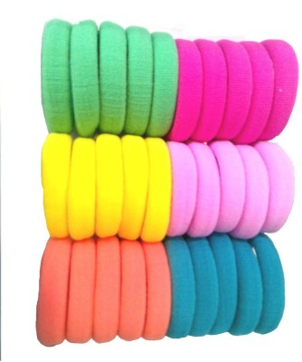 Highlight Thick multicolor Rubber Band