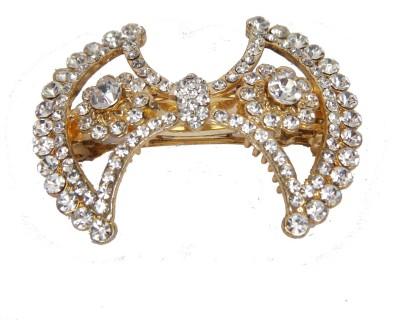Traditsiya Diamante Elegant Hair Clip