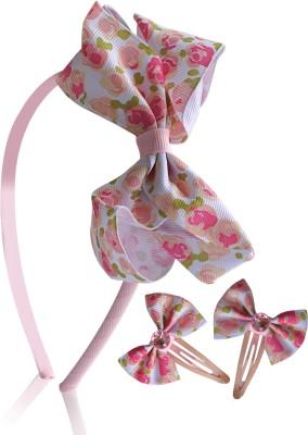 Hopscotch Floral Pk Hair Accessory Set